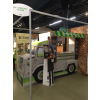 Foodtruck 3D en carton