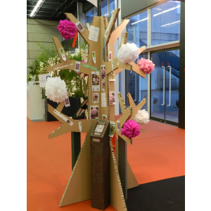 Arbre en carton - My Nature Box