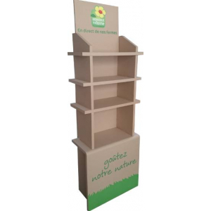 Étagère en carton - My Nature Box