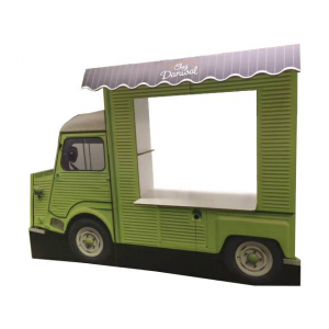Foodtruck en carton