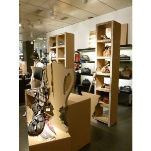Aménagement de magasin en carton | My Nature Box