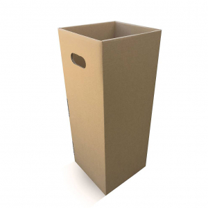 corbeille poubelle carton