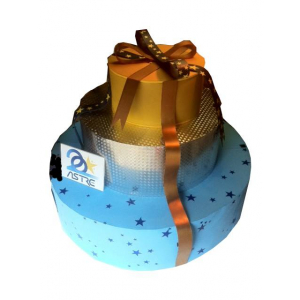 Gâteau en carton