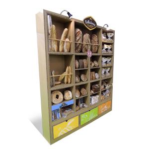 meuble boutique carton