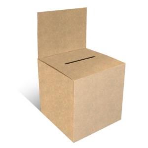 Urne en carton