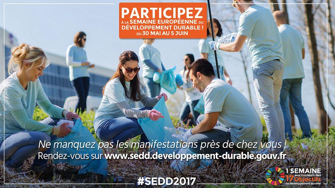 Participez Semaine Européen Développement Durable