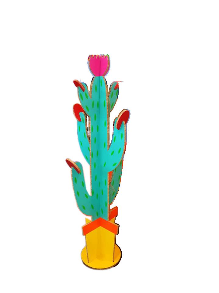 Cactus en carton