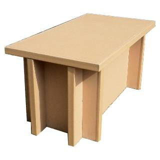 Table en carton