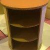 Table haute en carton