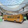 bus scolaire en carton