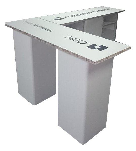 Bureau en carton