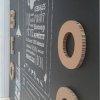Stand en bois de pallets et carton
