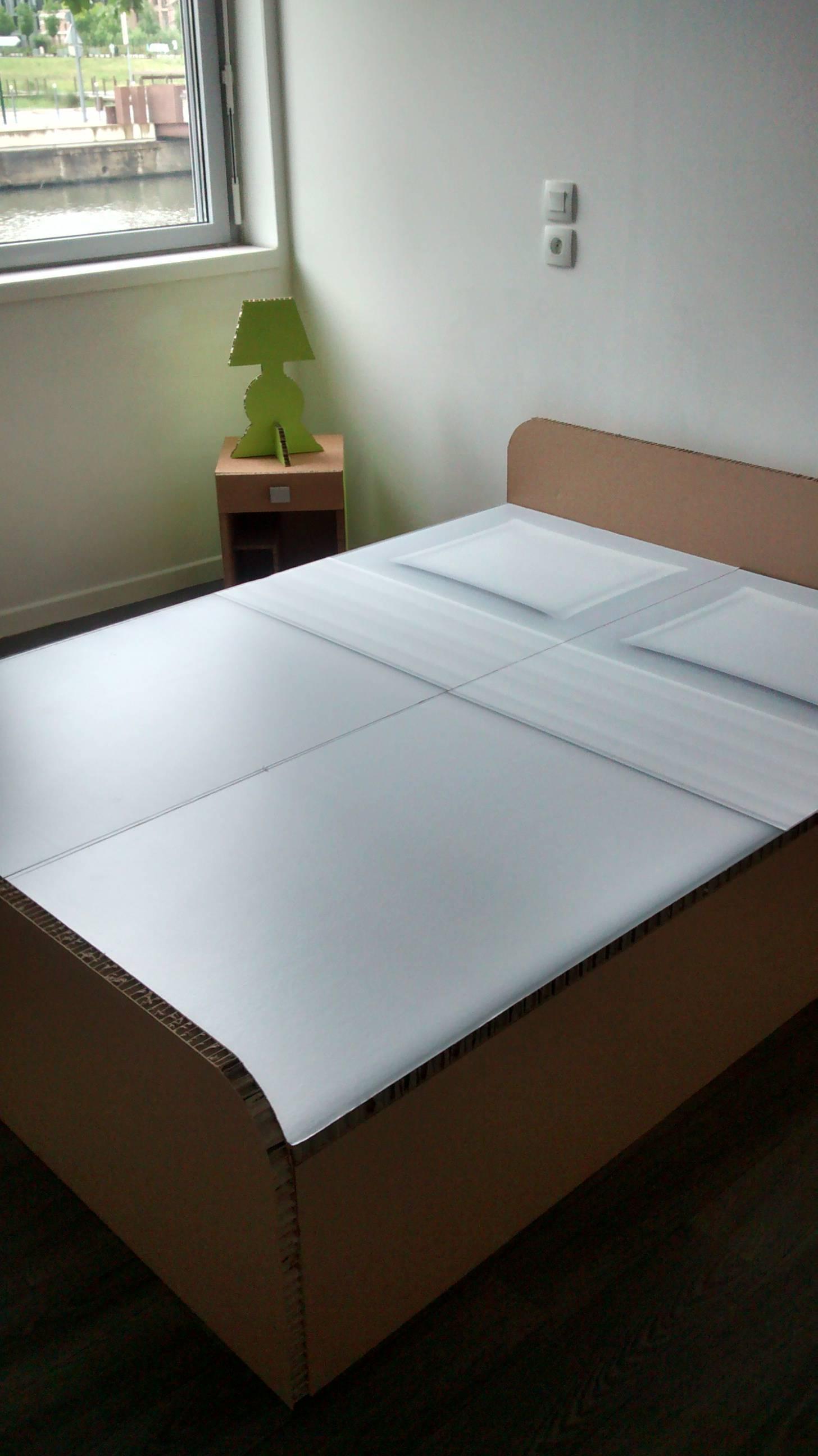 Meubles En Carton Pour Home Staging le catalogue de mobilier en carton, stands en carton - home