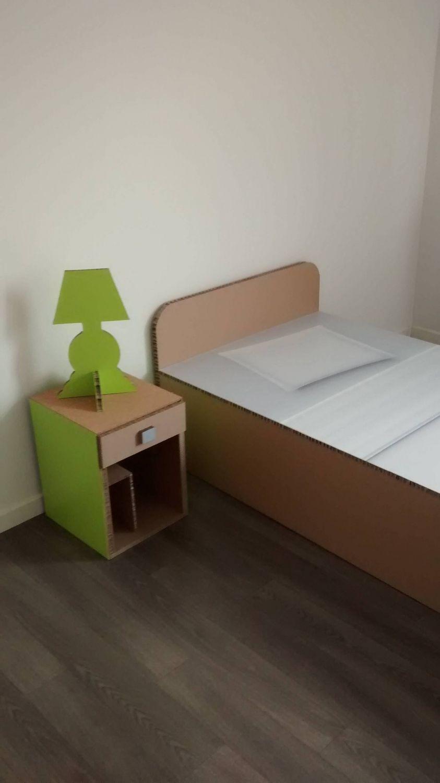 Meubles En Carton Pour Home Staging home staging avec du mobiliers en carton - my nature box