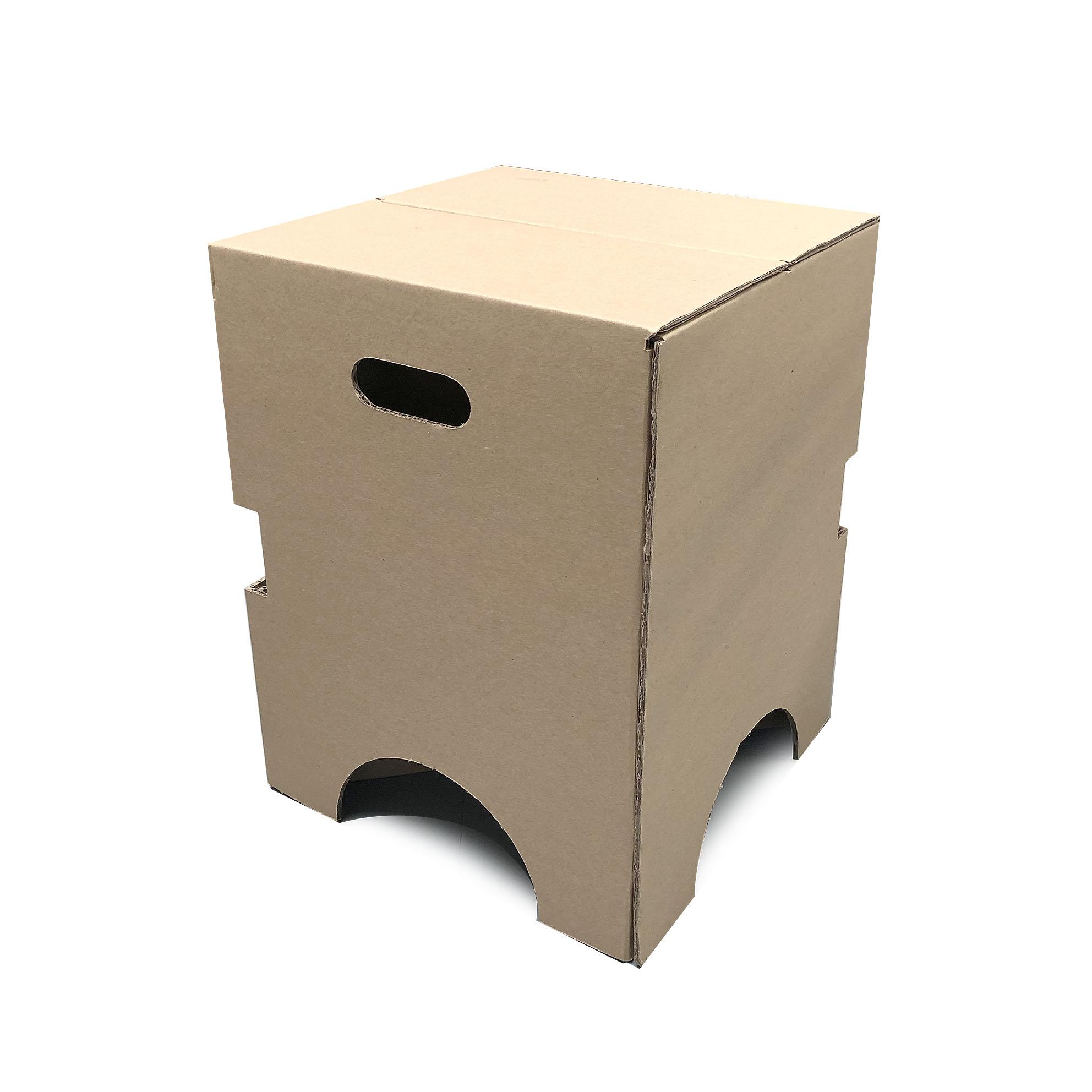 Tabouret carton